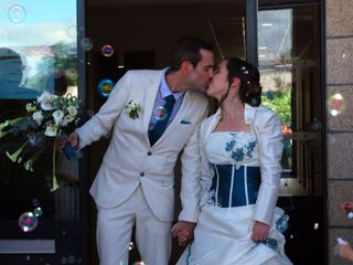 Le mariage de Nolwenn et Benoît