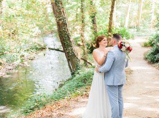 Le mariage de Sabrina et Cédric