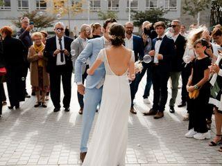 Le mariage de Amandine et Yannick