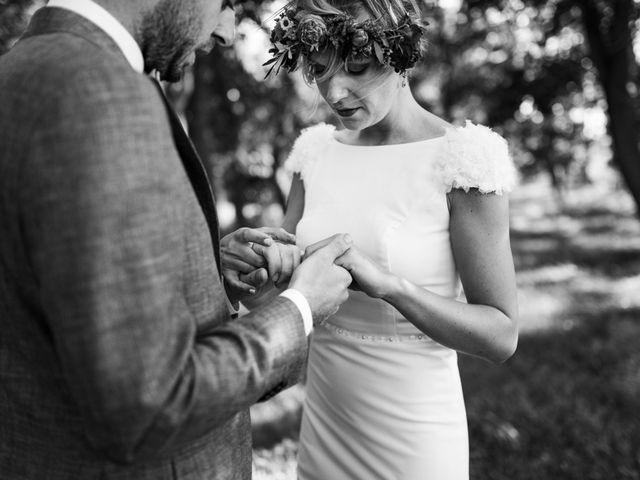 Le mariage de Gladys et Kevin