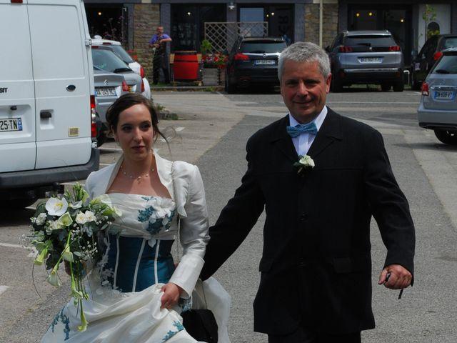 Le mariage de Benoît et Nolwenn à Baud, Morbihan 3