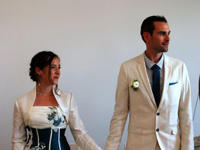 Le mariage de Benoît et Nolwenn à Baud, Morbihan 5
