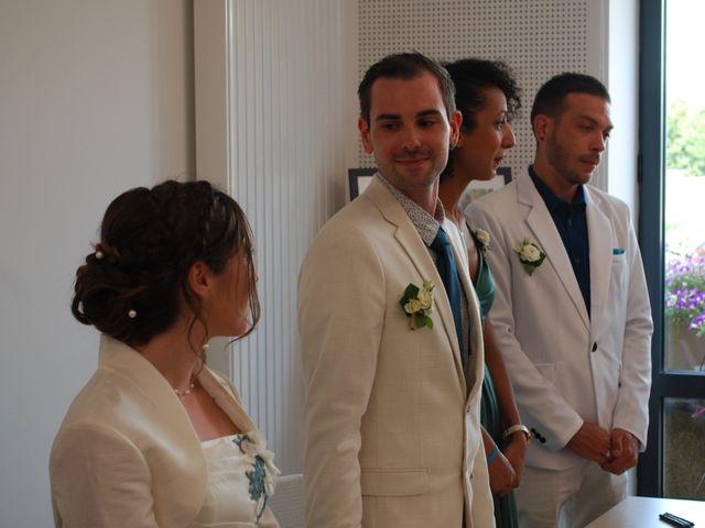 Le mariage de Benoît et Nolwenn à Baud, Morbihan 7