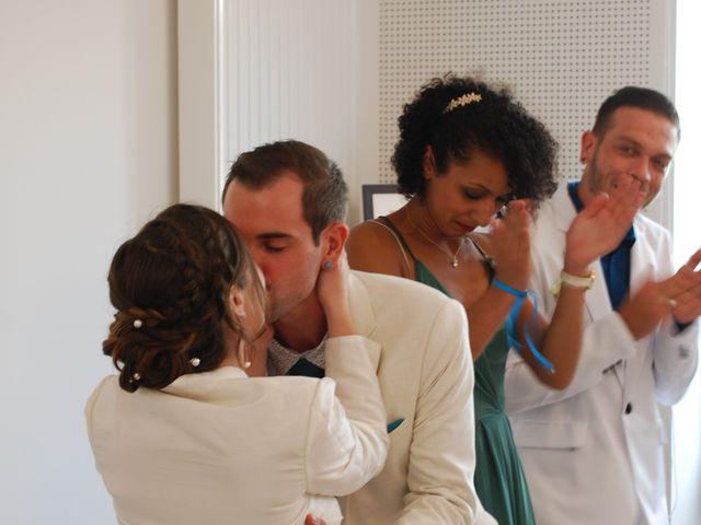 Le mariage de Benoît et Nolwenn à Baud, Morbihan 8