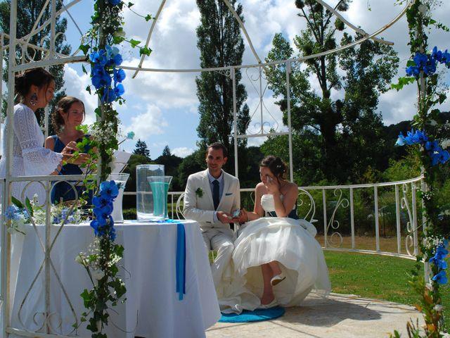 Le mariage de Benoît et Nolwenn à Baud, Morbihan 1