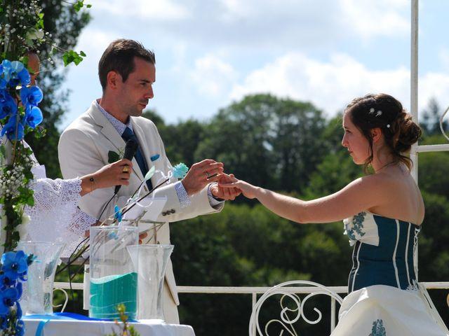 Le mariage de Benoît et Nolwenn à Baud, Morbihan 12