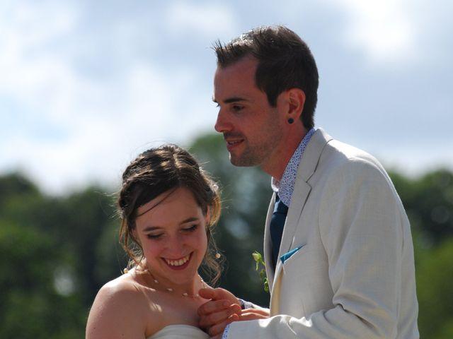 Le mariage de Benoît et Nolwenn à Baud, Morbihan 16