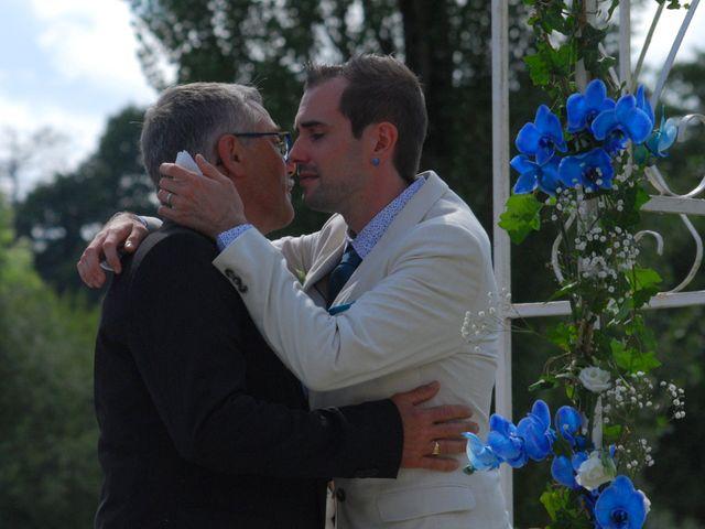 Le mariage de Benoît et Nolwenn à Baud, Morbihan 18