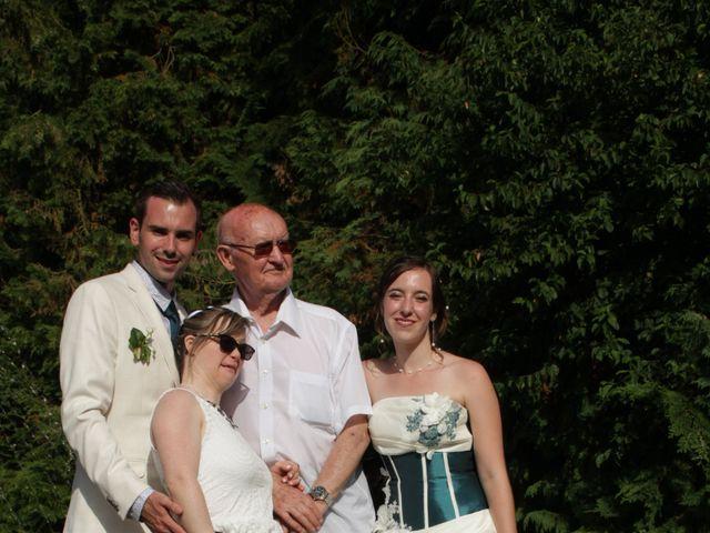Le mariage de Benoît et Nolwenn à Baud, Morbihan 26