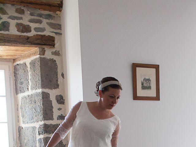 Le mariage de Julien et Adeline à Vitrac, Dordogne 8