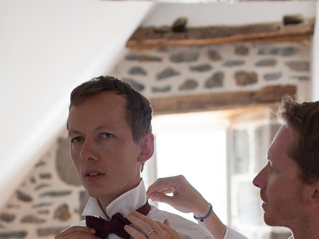 Le mariage de Julien et Adeline à Vitrac, Dordogne 13