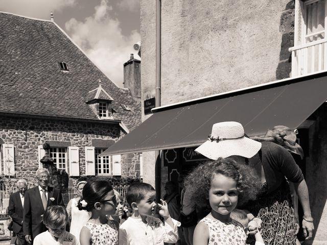 Le mariage de Julien et Adeline à Vitrac, Dordogne 19