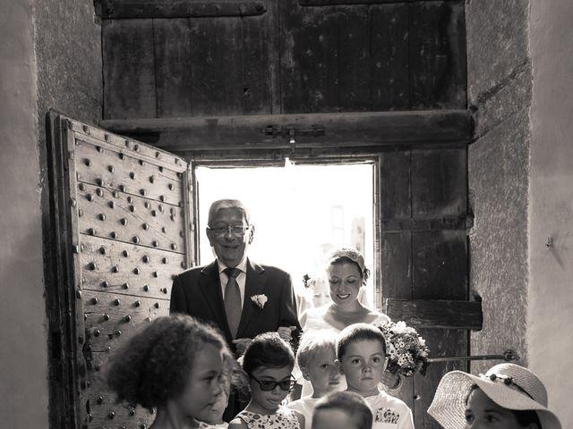 Le mariage de Julien et Adeline à Vitrac, Dordogne 21