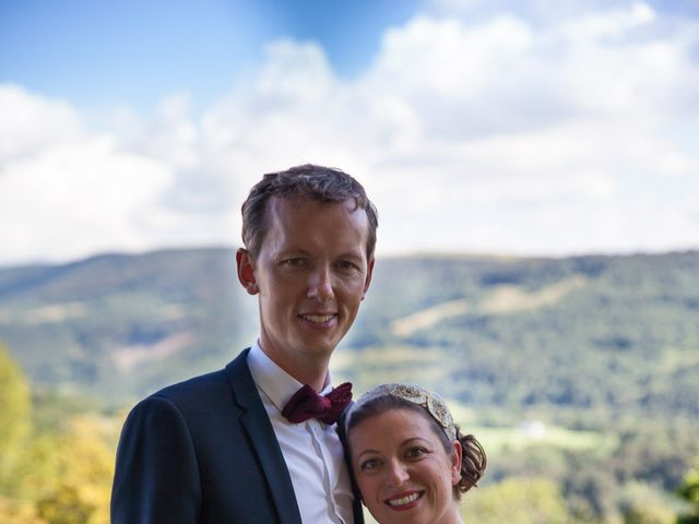 Le mariage de Julien et Adeline à Vitrac, Dordogne 35