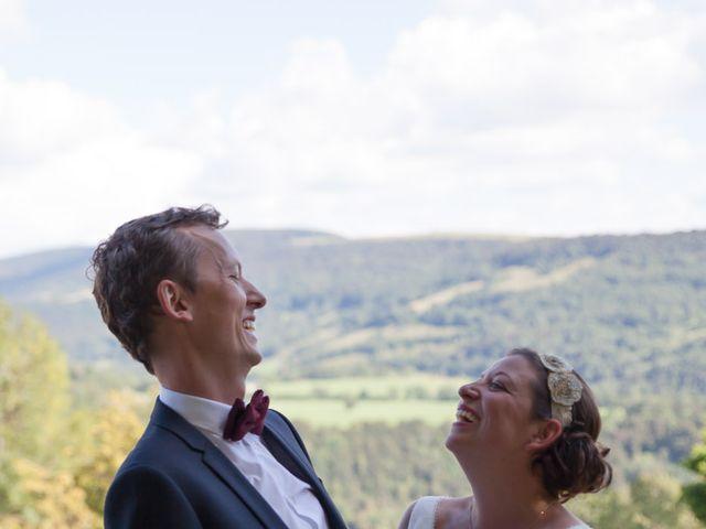 Le mariage de Julien et Adeline à Vitrac, Dordogne 36