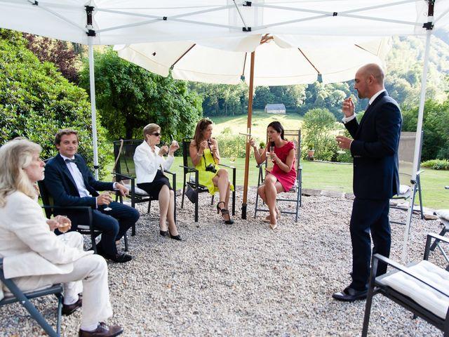 Le mariage de Julien et Adeline à Vitrac, Dordogne 49