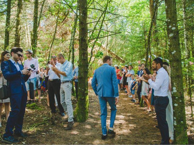 Le mariage de Robin et Morgane à Amplepuis, Rhône 5