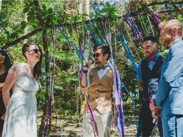 Le mariage de Robin et Morgane à Amplepuis, Rhône 9