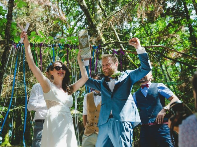 Le mariage de Robin et Morgane à Amplepuis, Rhône 11