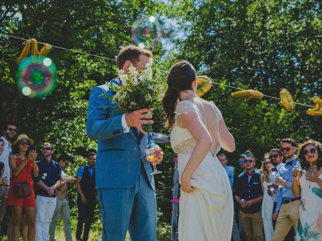 Le mariage de Robin et Morgane à Amplepuis, Rhône 18