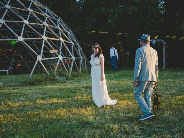 Le mariage de Robin et Morgane à Amplepuis, Rhône 38