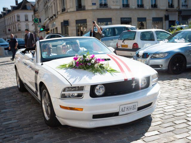 Le mariage de Adam et Tamara à Compiègne, Oise 4