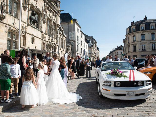 Le mariage de Adam et Tamara à Compiègne, Oise 7