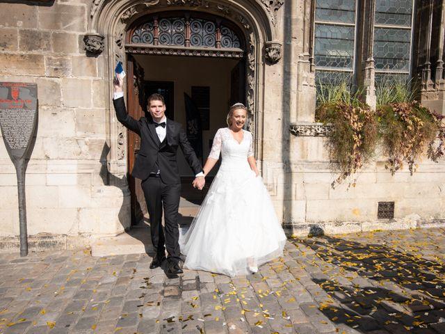 Le mariage de Adam et Tamara à Compiègne, Oise 16