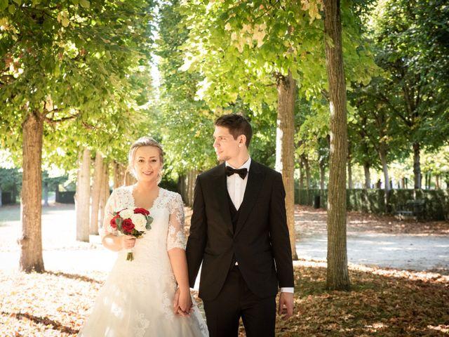 Le mariage de Adam et Tamara à Compiègne, Oise 18