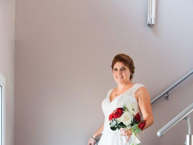 Le mariage de Cédric et Sabrina à Fameck, Moselle 9