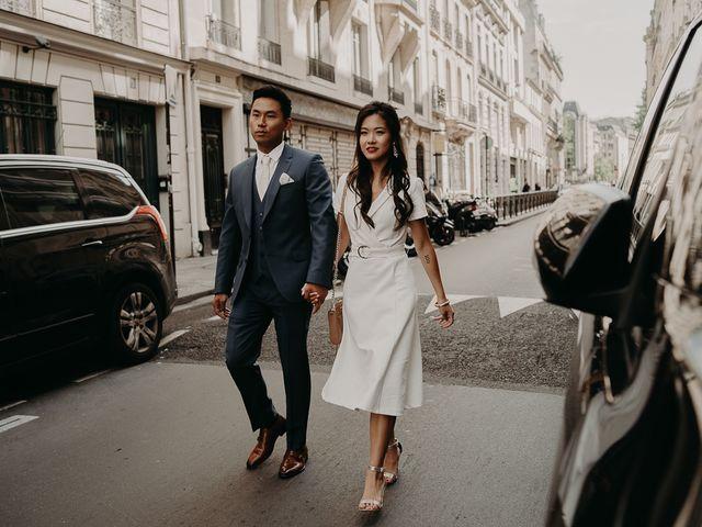 Le mariage de Simon et Alice à Cernay-la-Ville, Yvelines 7