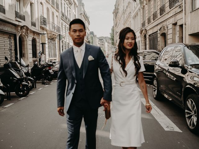 Le mariage de Simon et Alice à Cernay-la-Ville, Yvelines 8