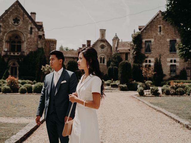 Le mariage de Simon et Alice à Cernay-la-Ville, Yvelines 13
