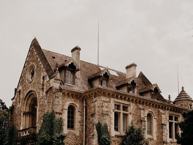 Le mariage de Simon et Alice à Cernay-la-Ville, Yvelines 14