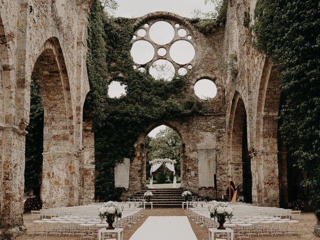 Le mariage de Simon et Alice à Cernay-la-Ville, Yvelines 1