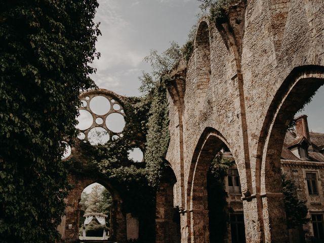 Le mariage de Simon et Alice à Cernay-la-Ville, Yvelines 19