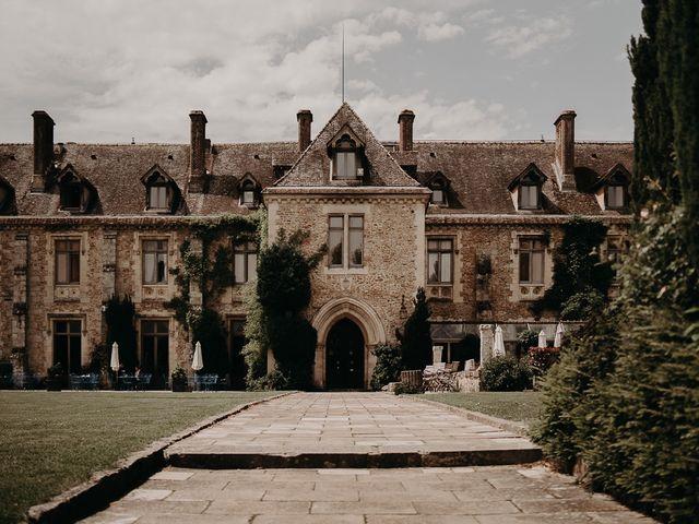 Le mariage de Simon et Alice à Cernay-la-Ville, Yvelines 20