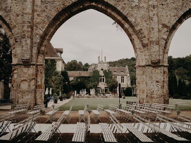 Le mariage de Simon et Alice à Cernay-la-Ville, Yvelines 23