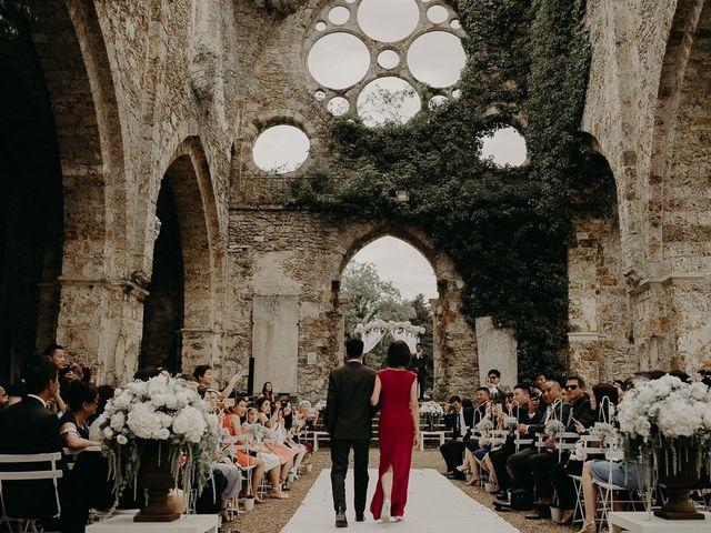 Le mariage de Simon et Alice à Cernay-la-Ville, Yvelines 26
