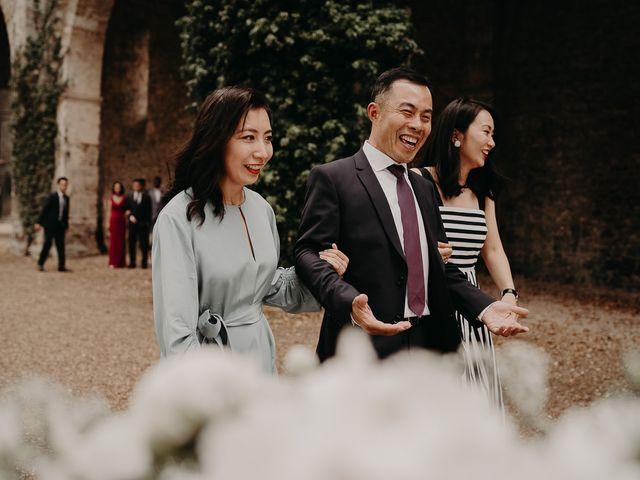 Le mariage de Simon et Alice à Cernay-la-Ville, Yvelines 27