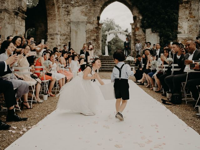 Le mariage de Simon et Alice à Cernay-la-Ville, Yvelines 28