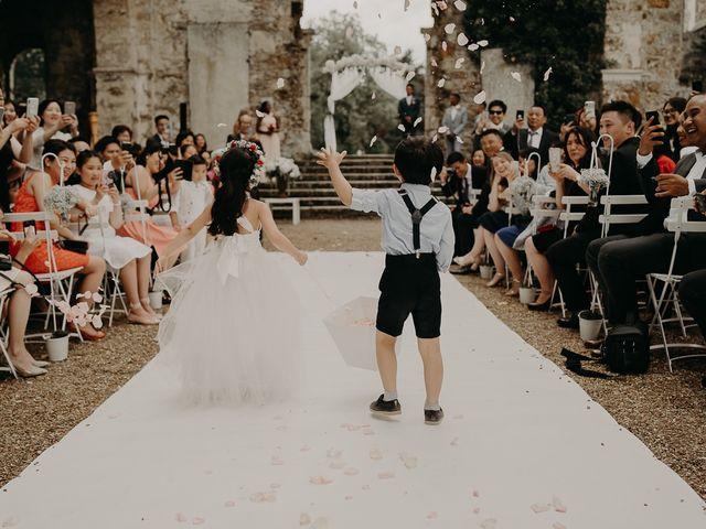 Le mariage de Simon et Alice à Cernay-la-Ville, Yvelines 29