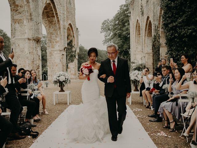 Le mariage de Simon et Alice à Cernay-la-Ville, Yvelines 31