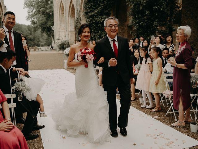 Le mariage de Simon et Alice à Cernay-la-Ville, Yvelines 32