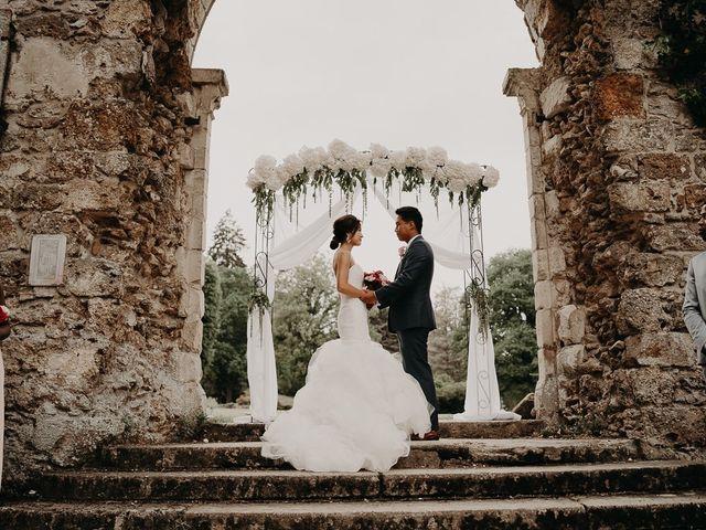Le mariage de Simon et Alice à Cernay-la-Ville, Yvelines 34