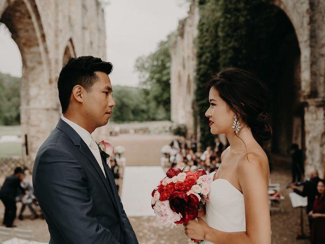 Le mariage de Simon et Alice à Cernay-la-Ville, Yvelines 37