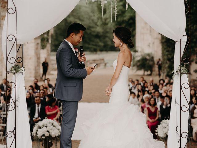 Le mariage de Simon et Alice à Cernay-la-Ville, Yvelines 40