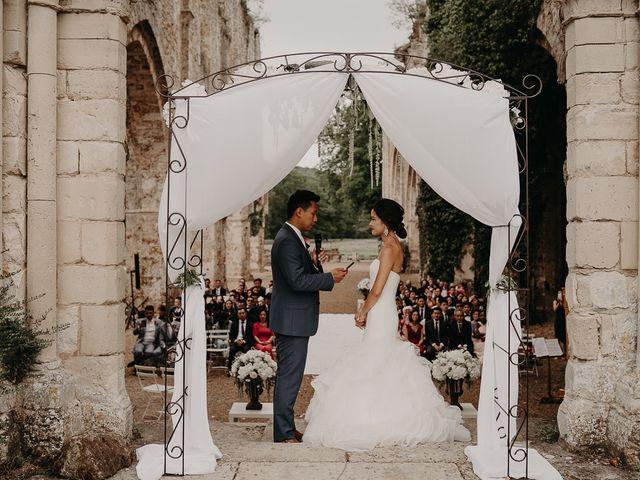 Le mariage de Simon et Alice à Cernay-la-Ville, Yvelines 43