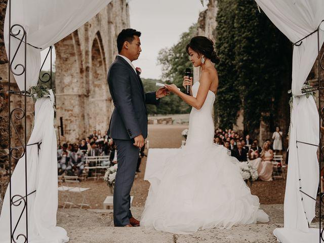 Le mariage de Simon et Alice à Cernay-la-Ville, Yvelines 47