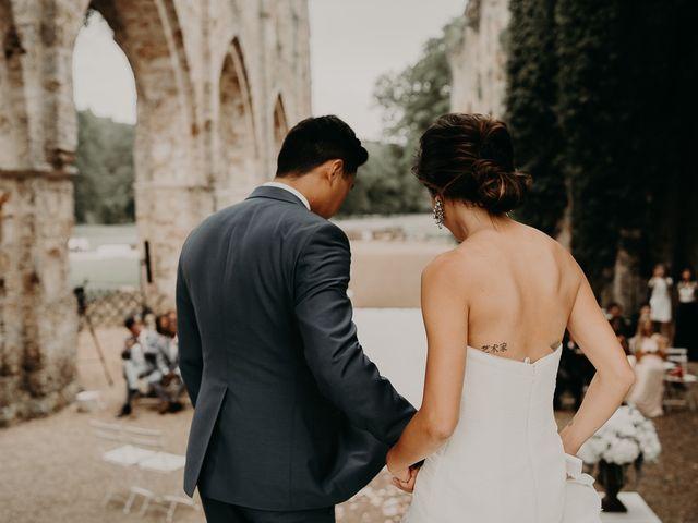 Le mariage de Simon et Alice à Cernay-la-Ville, Yvelines 48